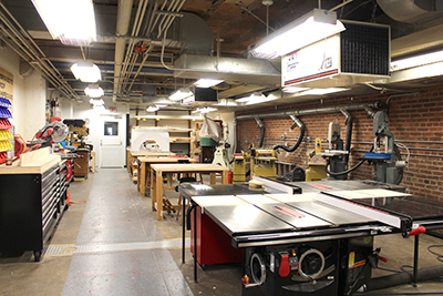 Fabrication Labs Architecture Catholic University